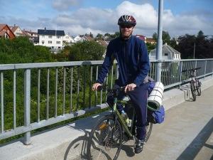 Lars T Fadnes biking